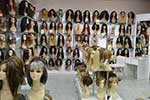 wig display room
