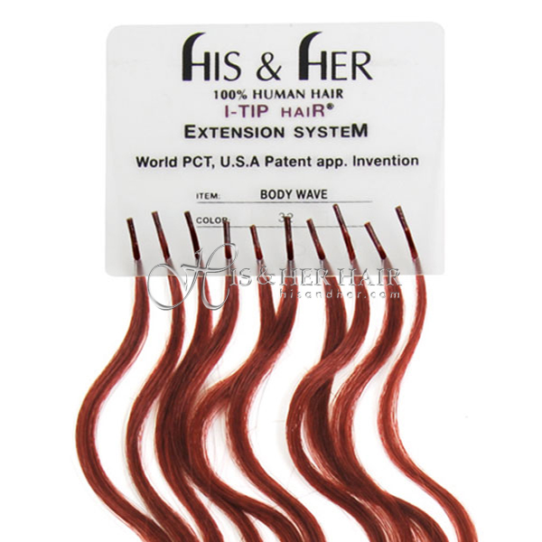 I-Tip Extension - Body Wave