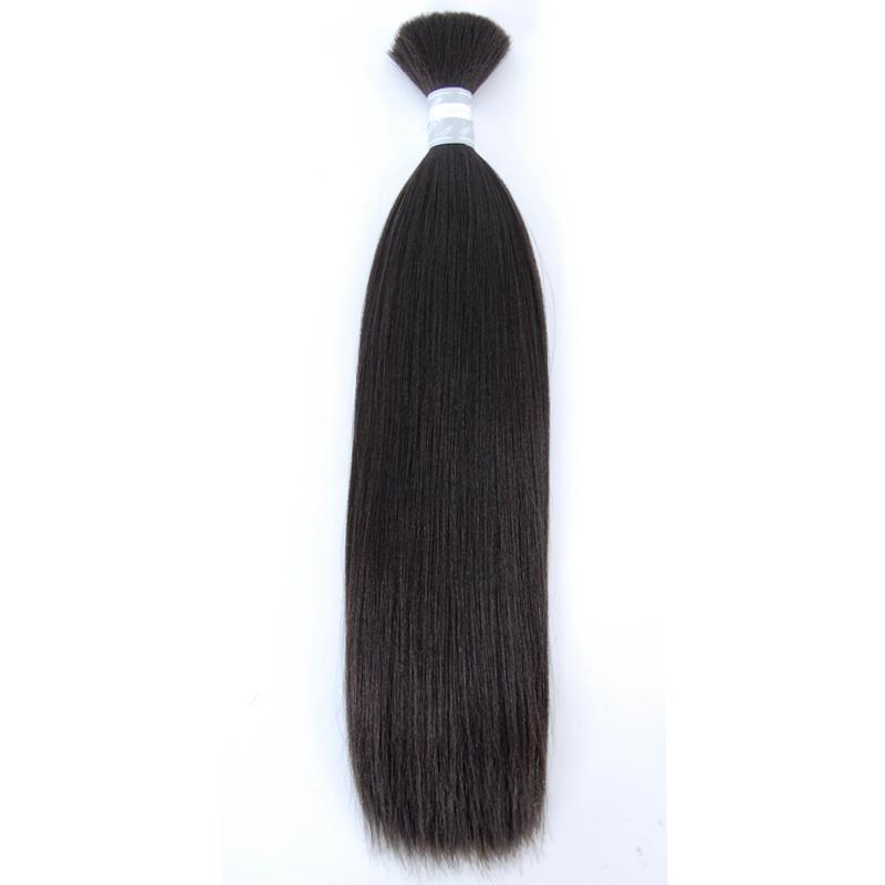50% Italian Mink® Natural Perm Straight for Braiding