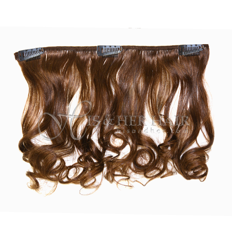 "Magic Clip Weave - 12"" x 12"" -Body Wave"