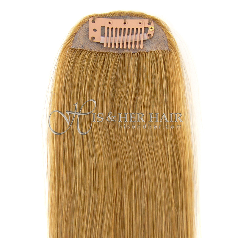 "Magic Clip Weave - 2"" width Silky Straight - SALE"