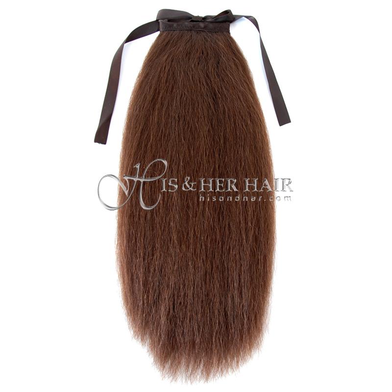 Long ponytail wig