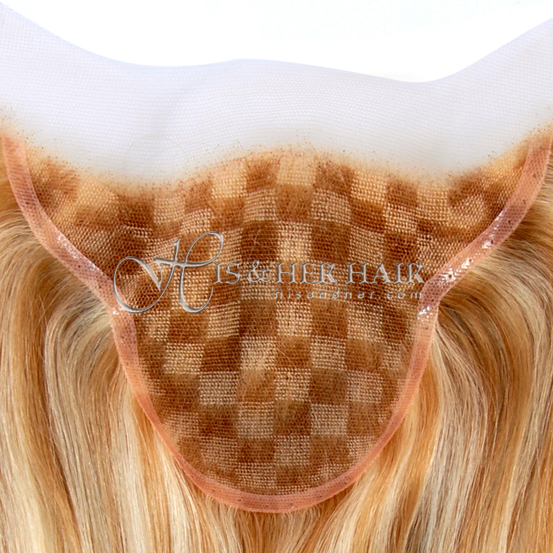 Swiss Lace - Part Lace Silky Straight