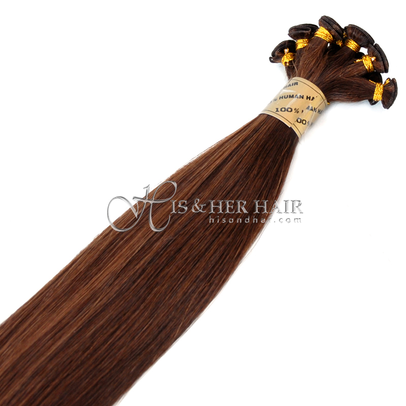 Cuticle® - Handtied Weft Silky Straight - SALE