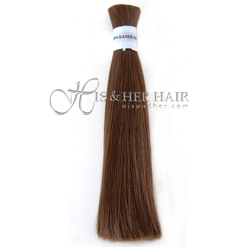 "Ventilation Hair - Synthetic Straight 8""-10"""