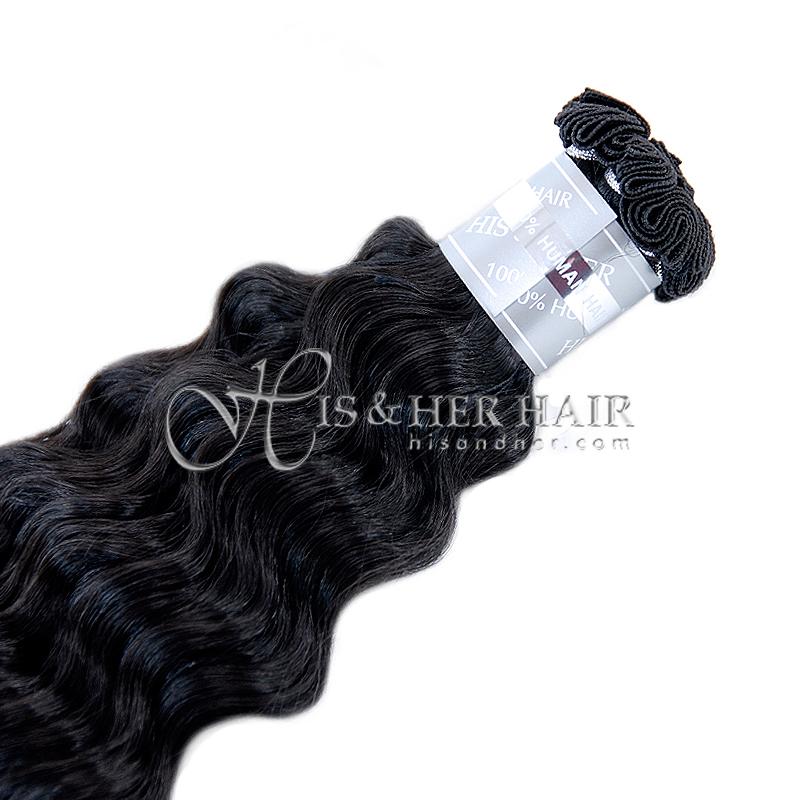 50% Italian Mink® - Handtied Weft Water Wave - SALE