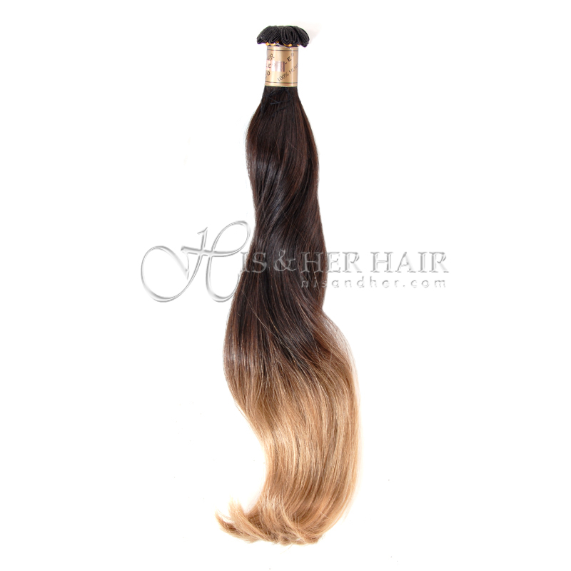 Cuticle®  - Handtied Weft French Bodywave Ombre