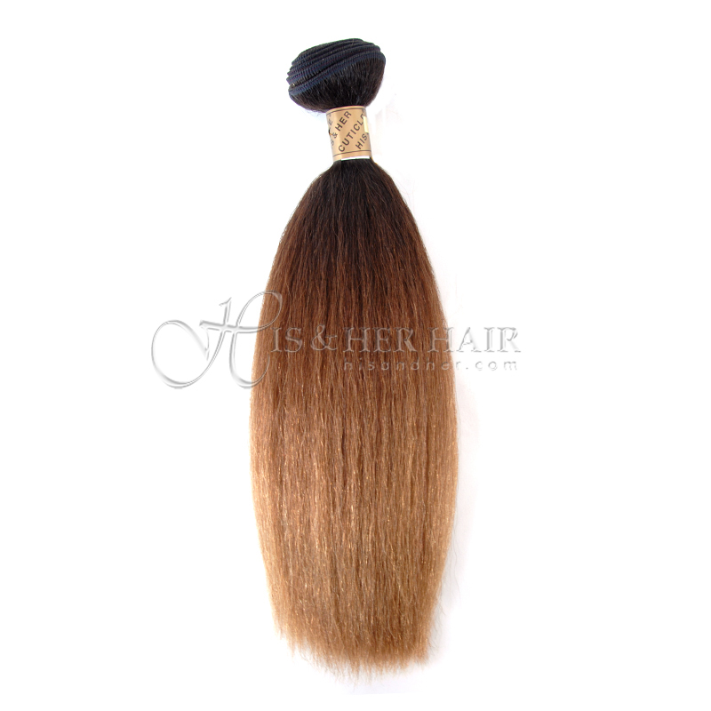 Natural hair extensions human hair wigs kinky twist weaving cuticle machine weft kinky straight ombre sale pmusecretfo Choice Image