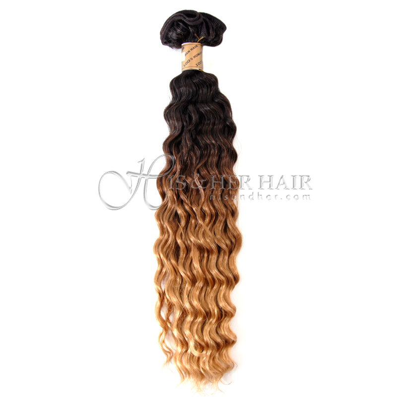 Cuticle® - Machine Weft Water Wave Ombre - SALE