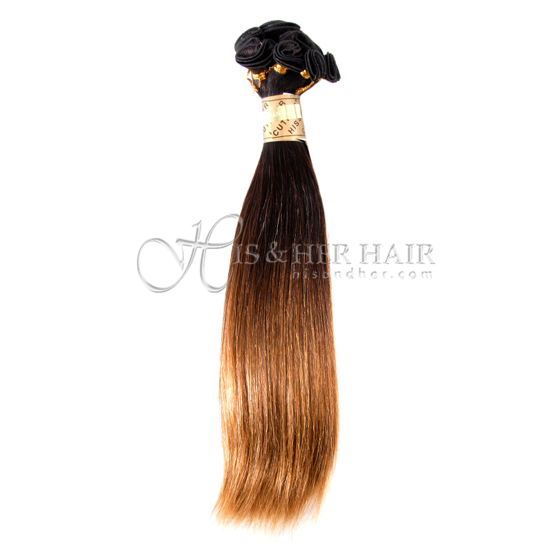 Cuticle® - Handtied Weft Silky Straight Ombre - SALE