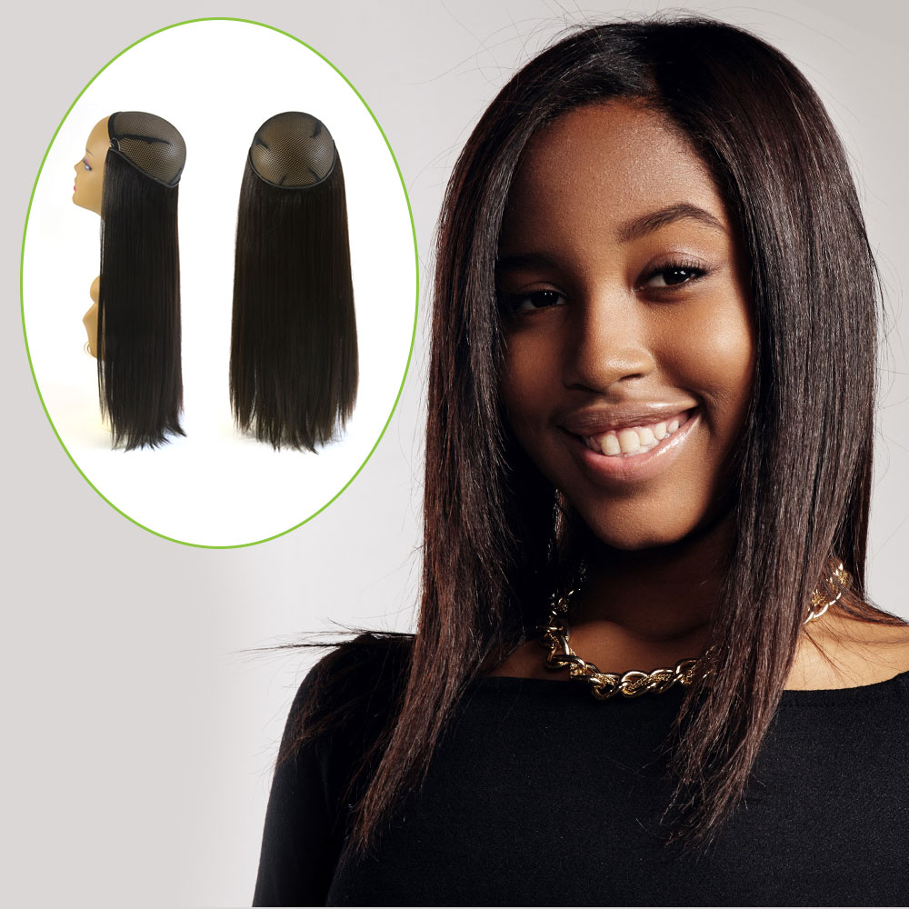 f51ac4605 Natural Hair Extensions : Human Hair Wigs : Kinky Twist : Weaving Supplies  : Indian Remy Hair : Real Hair Extensions : HisandHer.com