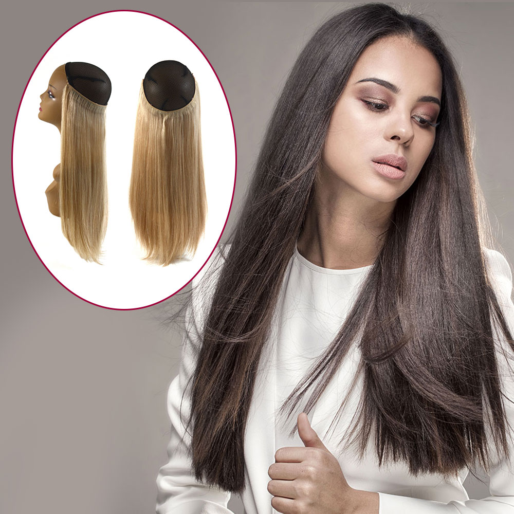 "12"" Magic Extensions in Silky Straight - ITALIAN MINK® 100% Human Hair"