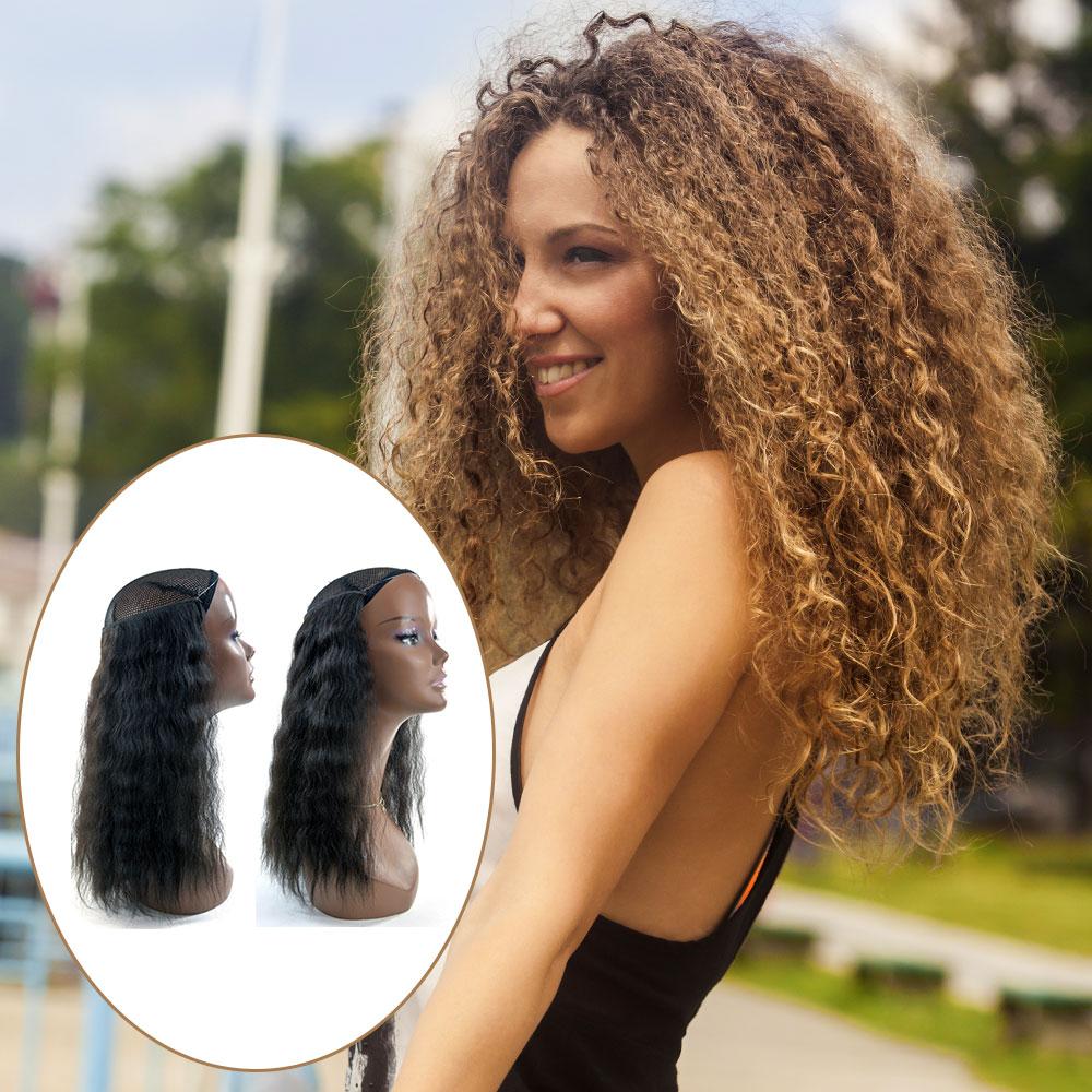 "12"" Magic Extensions in European Wave - ITALIAN MINK® 100% Human Hair"