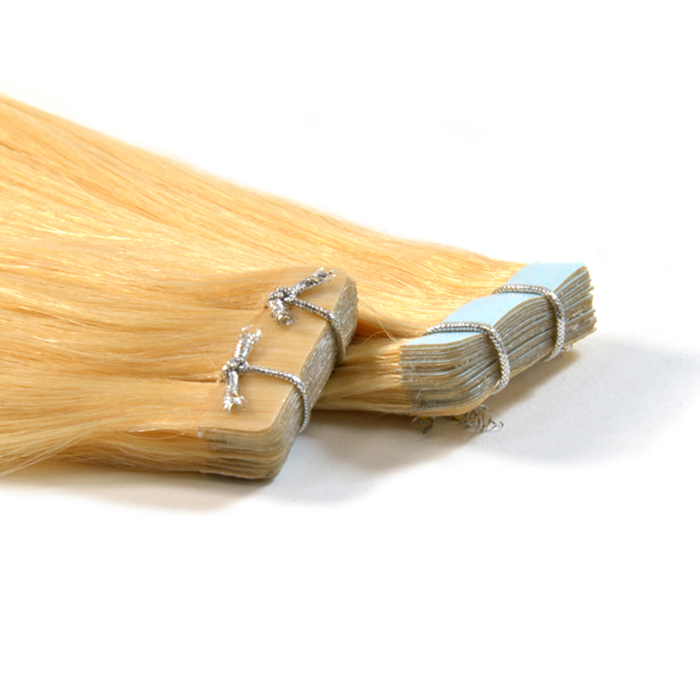 """Tape Hair Extensions 22"""" Silky Straight  - Sale"""