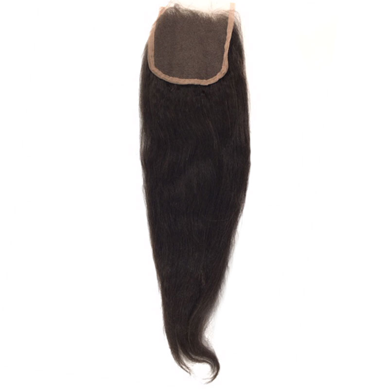 Lace Closure Kinky Straight