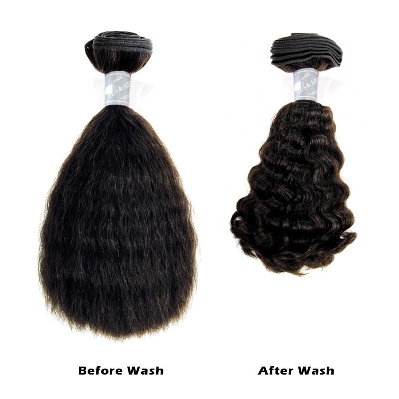 Natural hair extensions human hair wigs kinky twist weaving regular european wave for weaving pmusecretfo Image collections
