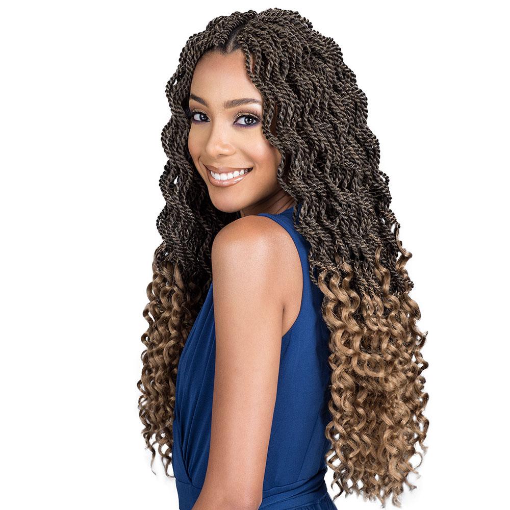 human hair twist extensions