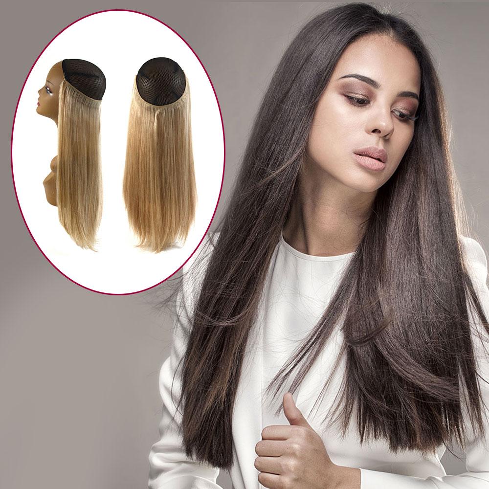 "14"" Magic Extensions in Silky Straight - ITALIAN MINK® 100% Human Hair"