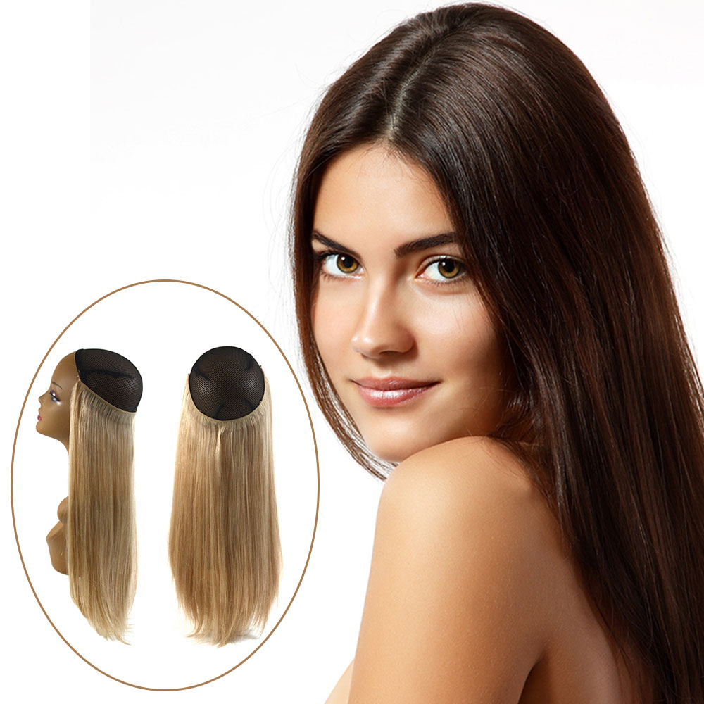 "18"" Magic Extensions in Silky Straight - REGULAR 100% Human Hair"