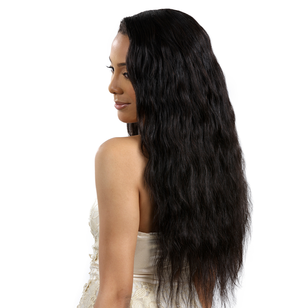 7 Pcs. One Pack Solution - 100% Virgin Hair Unprocessed Natural Wave