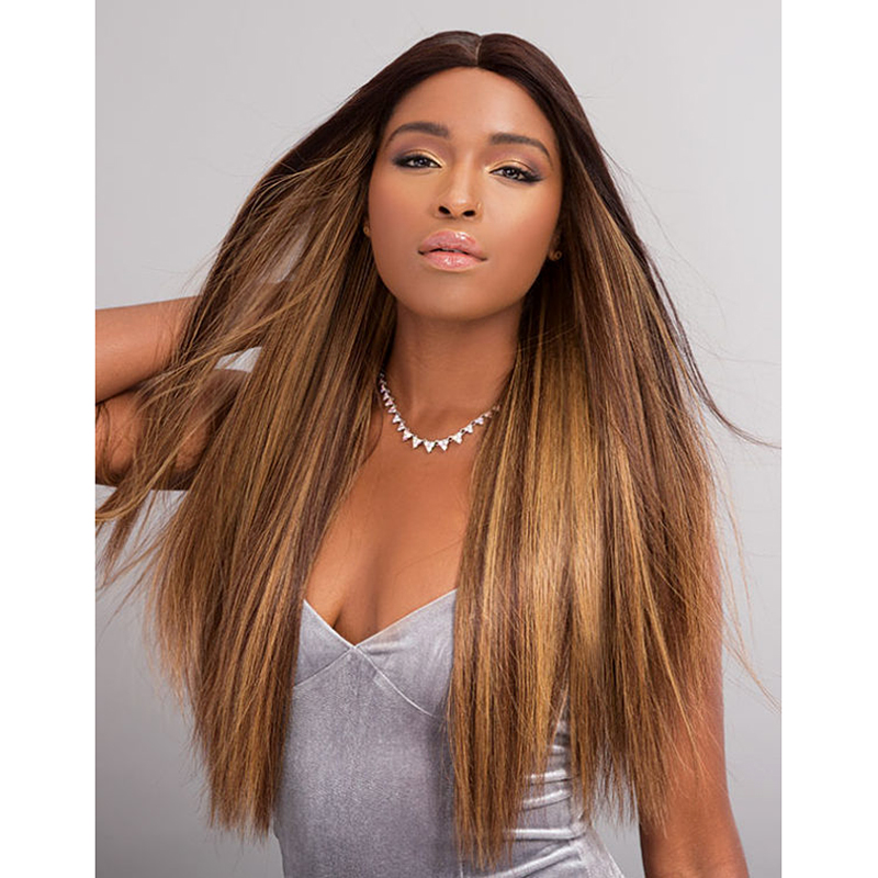 4 Pcs. One Pack Solution - 100% Human Hair Unprocessed Natural Straight