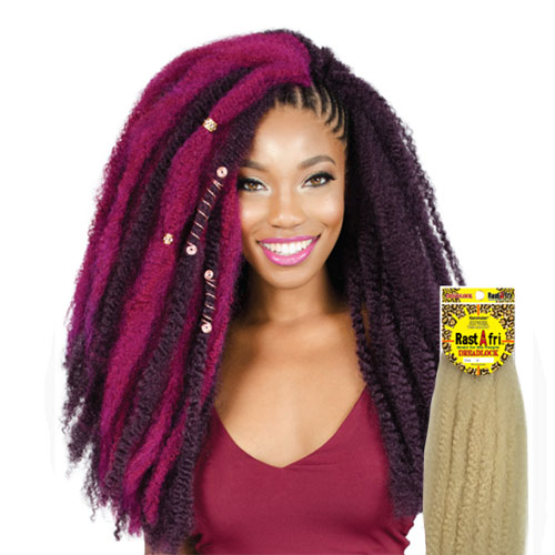 Synthetic for Braiding - Dreadlock (Rastafri)