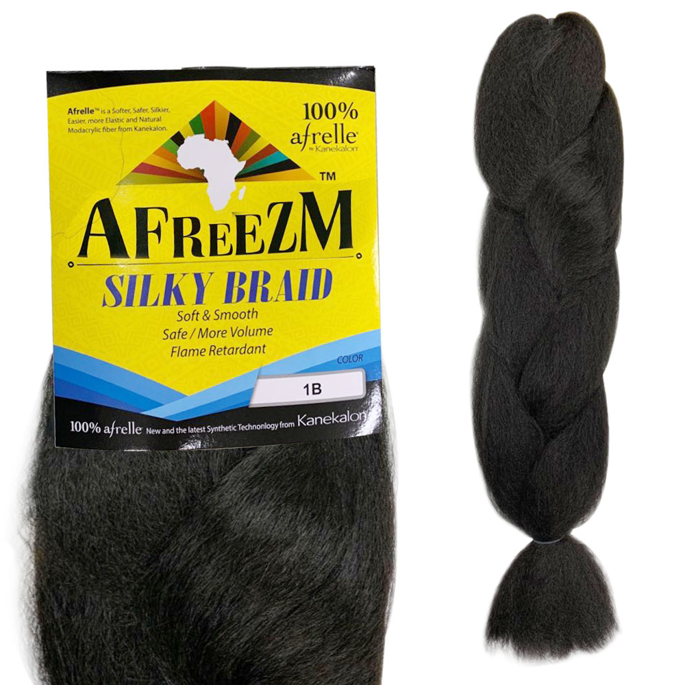 Synthetic for Braiding - Kinky Braid