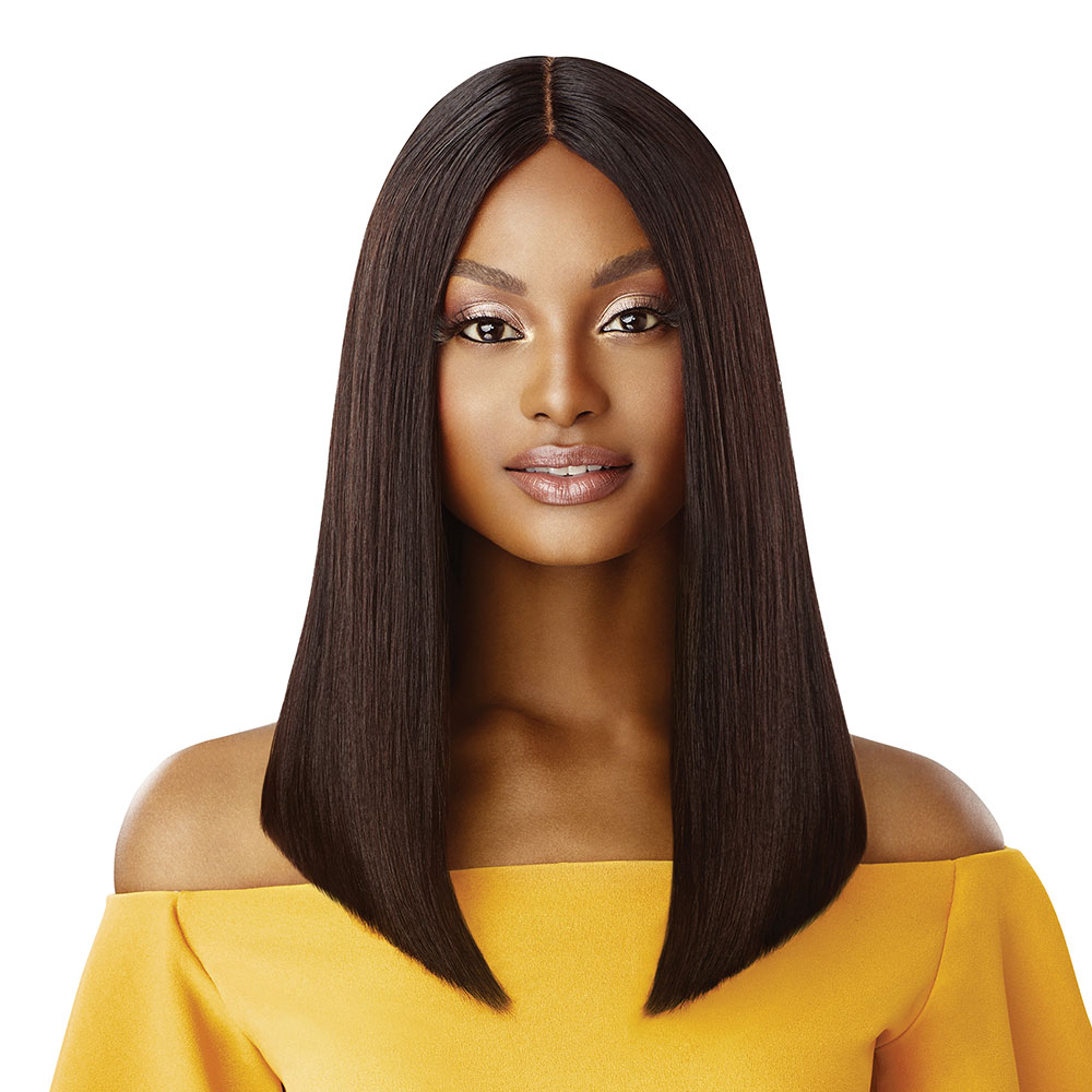 "STRAIGHT BLUNT CUT BOB 16"" by Outre (The Daily Wig)"