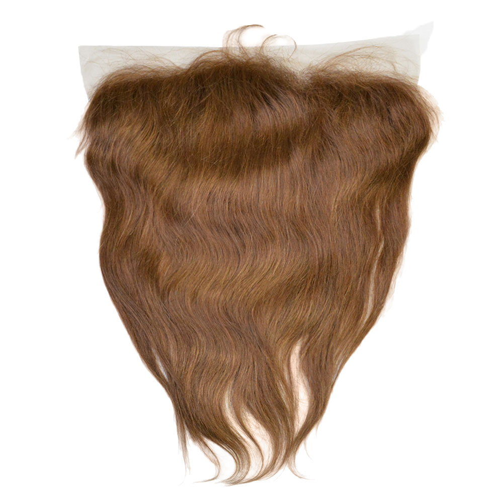 """LACE FRONTAL (13"""" x 6"""") - 16"""" SILKY STRAIGHT WITH BABY HAIR - NEW"""